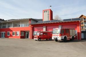 Rüsthaus FF Ottmanach